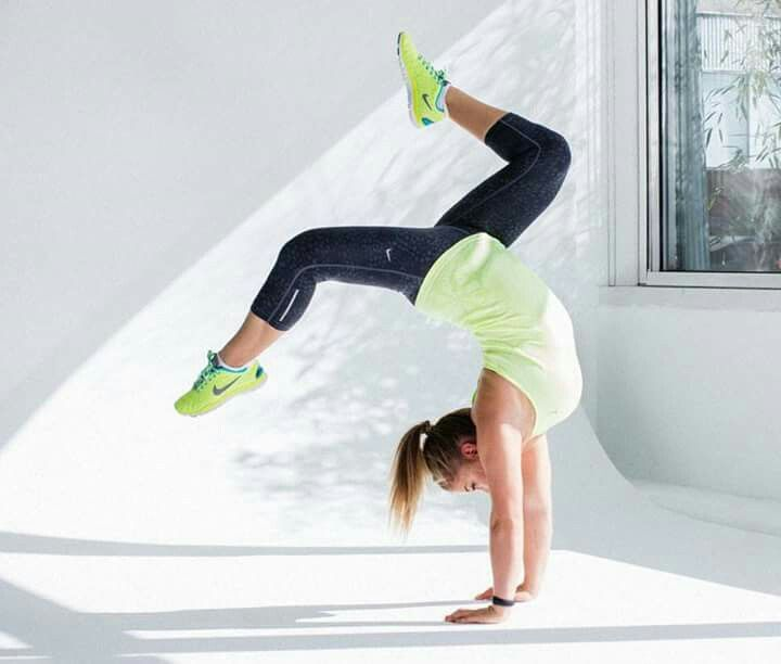 Nike- Shawn Johnson