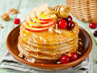 Панкейки на завтрак - Советы