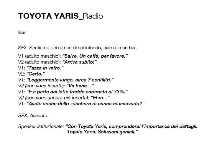 Toyota-Yaris-Bar Clicca sull'immagine per ascoltare il radio.