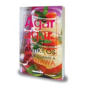Le livre Agar Agar L'algue Agar Agar, la nouvelle arme anti-kilos. Nous vous proposons un livre qui vous offre toutes les informations sur le « Régime Agar-agar » et vous donne tous les conseils pratiques pour profiter de l'#agar-agar au quotidien. Découvrez 40 recettes gourmandes, légères et inratables