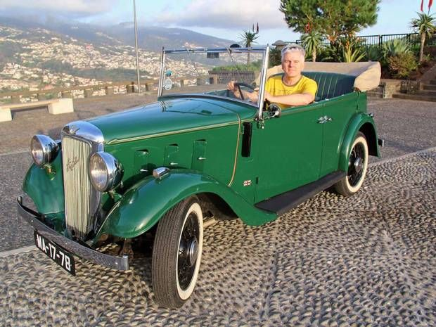 Madeira vintage car tour: Around 'the floating garden' in the Atlantic in an Austin 10 - Europe - Travel - The Independent