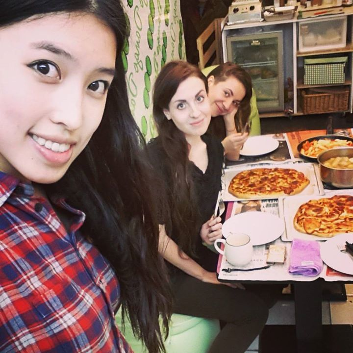Pizza time! :D