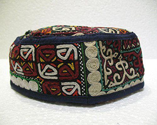 Antique turkoman super fine embroidery hat turkish beret ... http://www.amazon.com/dp/B01F02ZK02/ref=cm_sw_r_pi_dp_nZnjxb16N4XP9