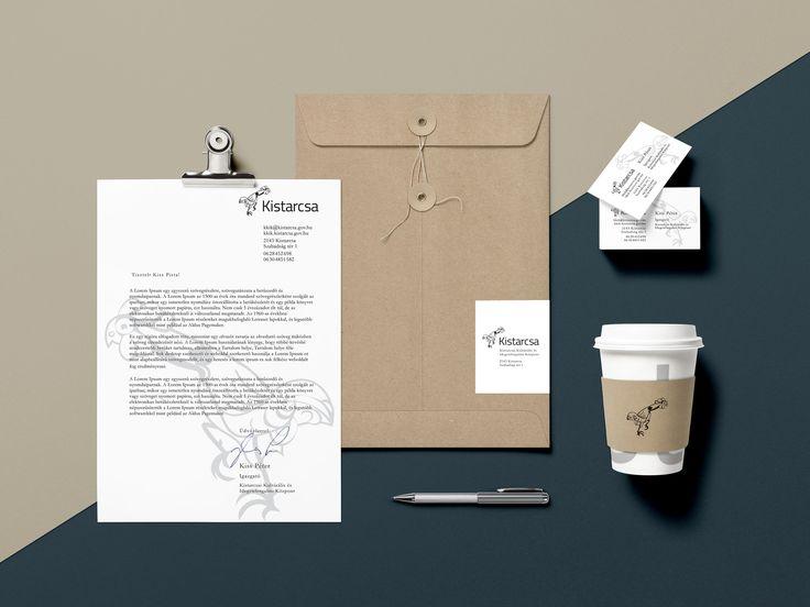 design @CityBranding logo Kistarcsa