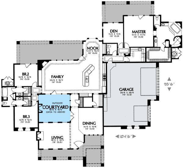 65 Best Floor Plans Too Big But Fun Images On Pinterest