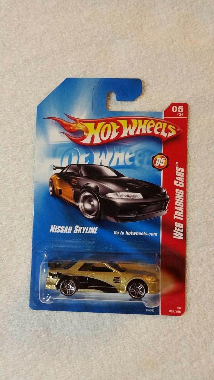 Awesome Amazing 2008 HOT WHEELS WEB TRADING CARS NISSAN SKYLINE  2017 2018 Check more at http://24auto.ga/2017/amazing-2008-hot-wheels-web-trading-cars-nissan-skyline-2017-2018/
