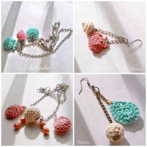 5 ekszerek- horgolt-zsuzsuval Crochet charms