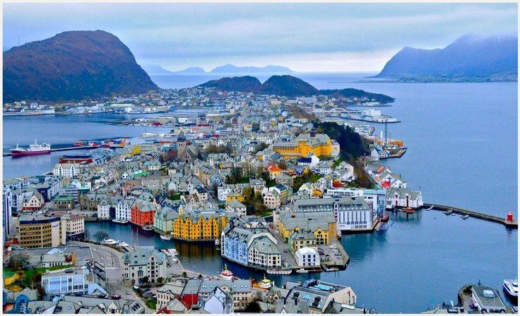 Alesund Norway Wallpaper | alesund norway wallpaper