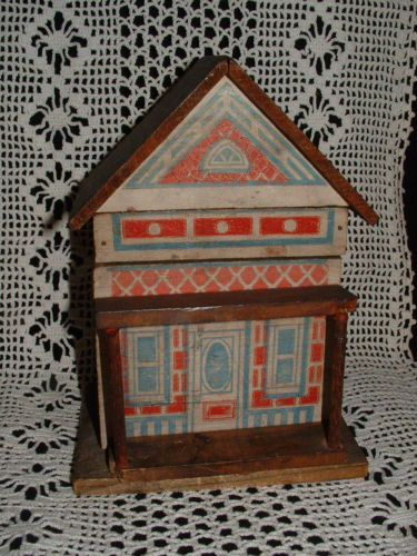 Tiny Antique Converse Dollhouse   eBay