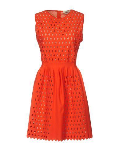 FENDI Short dress. #fendi #cloth #dress #top #skirt #pant #coat #jacket #jecket #beachwear #
