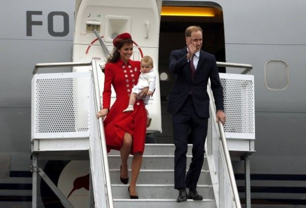 Everything the Duchess of Cambridge (and baby George) have worn on the royal tour so far - The Washington Post