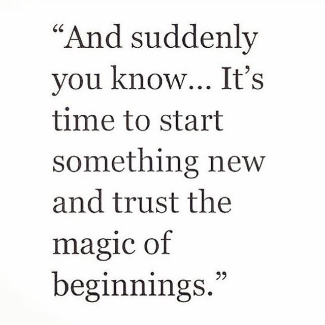 Your life can change in just an instant. Starting a new job today that I'd just barely heard about last week. So excited for this new start and incredibly grateful for the encouragement from my friends along the way. Especially @nakishaw and @genuinelygina for believing in me and motivating me when I was so uncertain about what the future would hold. Super excited for this next chapter!    #morning #motivation #qotd
