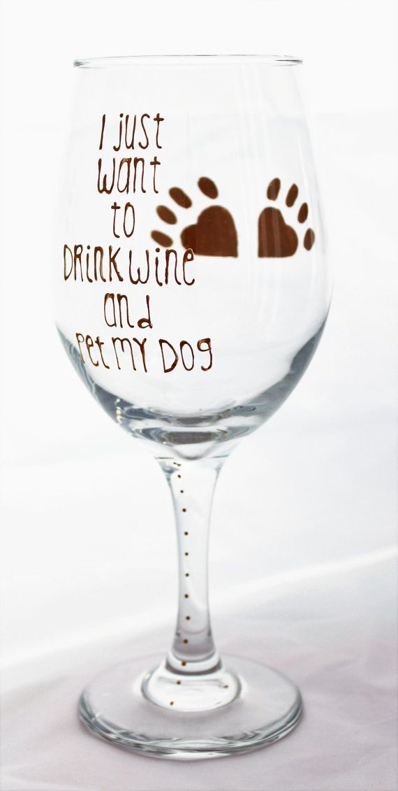 14 best hand painted wine glasses images on pinterest painted wine glasses hand painted and - Funny wine glasses uk ...