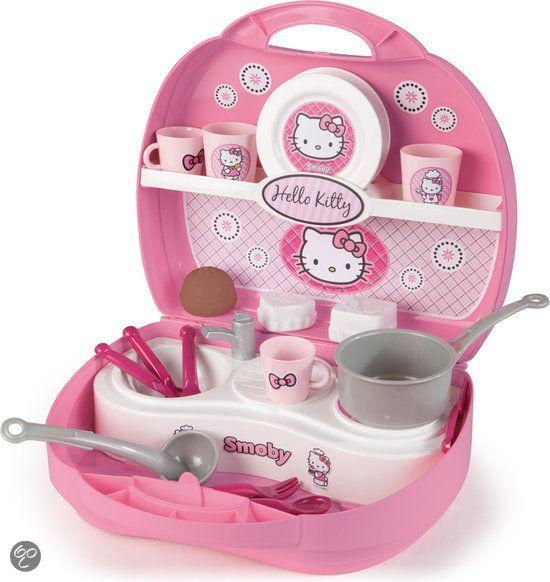 Hello Kitty Mini Keuken