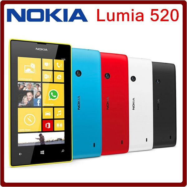 Original Nokia Lumia 520 Dual Core 3G WIFI GPS 5MP Camera 8GB Storage 4.0inch Unlocked Mobile Phones     Tag a friend who would love this!     FREE Shipping Worldwide     Get it here ---> https://www.techslime.com/original-nokia-lumia-520-dual-core-3g-wifi-gps-5mp-camera-8gb-storage-4-0inch-unlocked-mobile-phones/