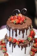 78 Best Ideas About Mudding Wedding Cakes On Pinterest