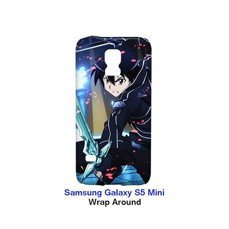 Kirito Sword Art Online Samsung Galaxy S5 Mini Case
