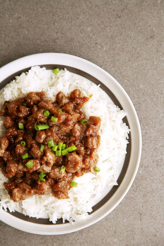Don't know what to make for dinner? How about this delicious looking Cripsy Ginger Beef? If you like Chinese food, you're going to love this!