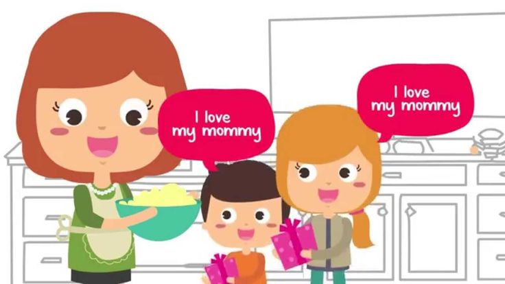 It's a NEW Mother's Day song for children! I Love My Mommy song is made easy-to-learn and easy-to-teach. #mothersday