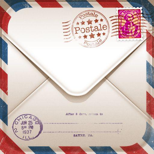 Postale iOS App Icon