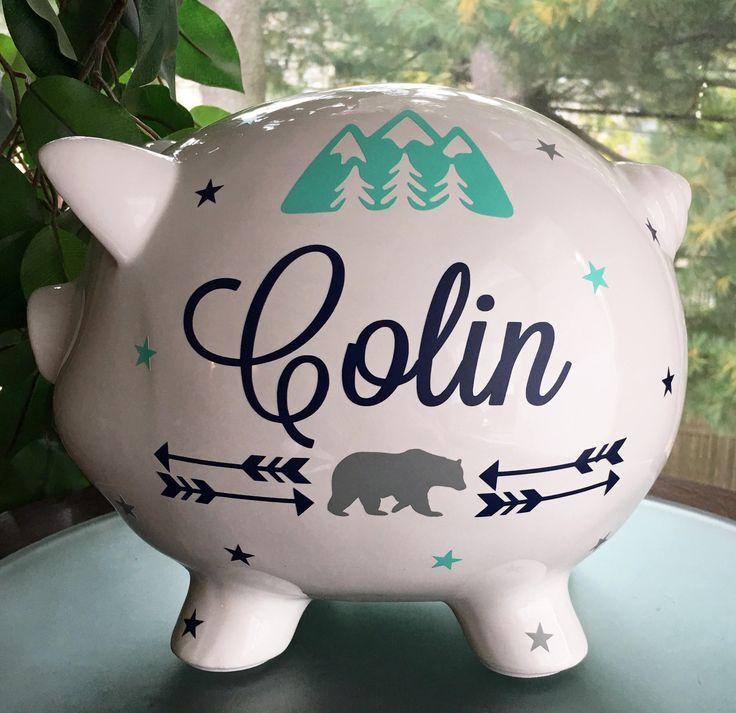 Best 25 piggy bank craft ideas on pinterest large piggy for Piggy bank craft