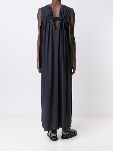 Damir Doma bare shoulder long dress