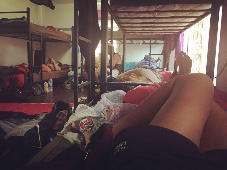 Hostel Life. Koh Phangan. 💕