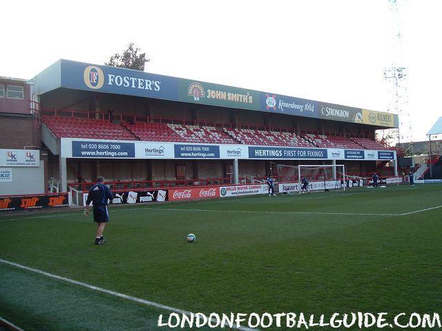Griffin Park, Brentford FC