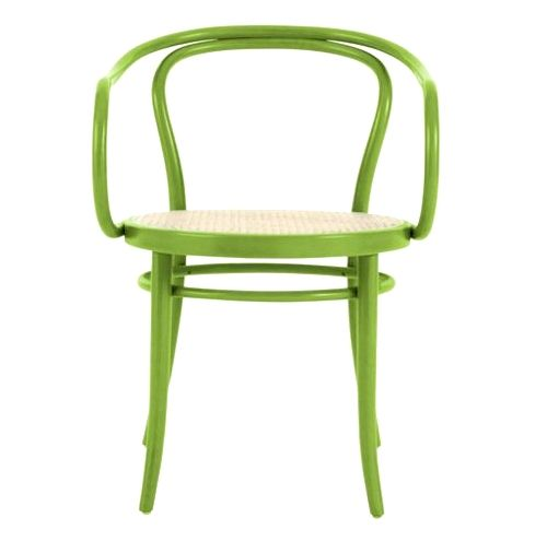 Good Thonet Inspired Dining Chairs With A Kick Of Color