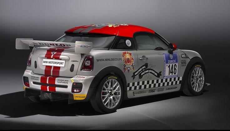 MINI 2011 Mini John Cooper Works Coupe Endurance  9