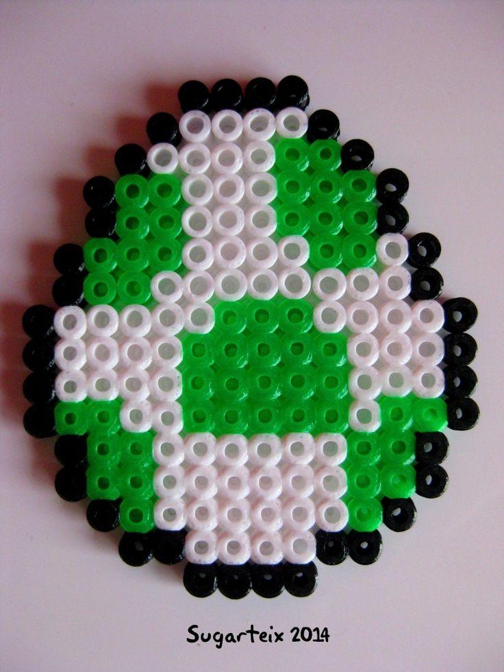Las 25 mejores ideas sobre hama beads mario en pinterest - Como hacer sopa de setas en minecraft ...