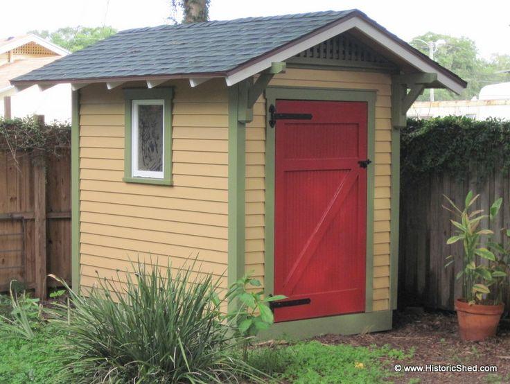 garden sheds 6 x 8 - Garden Sheds 6 X 8