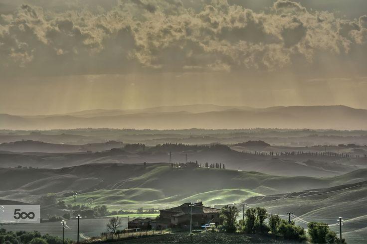 Asciano - Siena - Italia