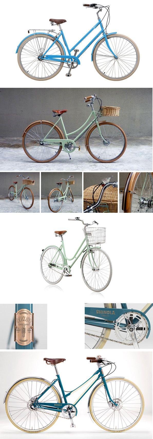 Ya sabéis de la pasión de MODUS-VIVENDI por las bicicletas, y como los días son largos y soleados aquí os traemos una selección de bicicletas de mujer a modo de lista de deseos… ¿los Reyes Magos no venían en Mayo? Aquí podéis ver de dónde son los modelos SHINOLA HEIDI Velocommute Bike STEP-THROUGH … … Sigue leyendo →