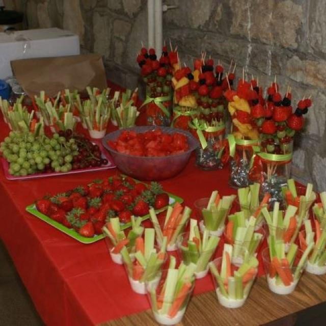 Food, Wedding Appetizers, Veggie