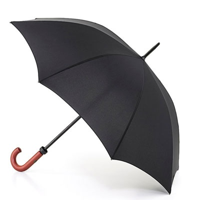 Finishing touch    Carry a chic umbrella for those unpredictable weather moments!  Fulyer umbrella, £19, Debenhams