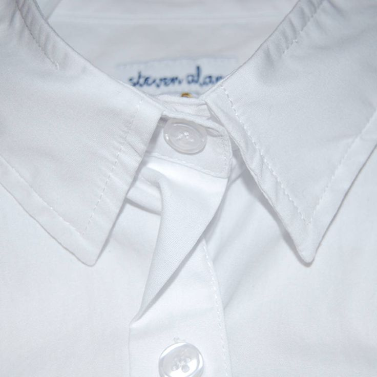 Reverse Seam Shirt found on Zady - www.zady.com/products/125 - via @zadypins #zady #style #fashion #stevenalan