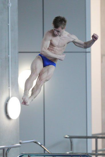 2013 - - Jack Laugher - Professional Diver for Great Britain and current British Champion