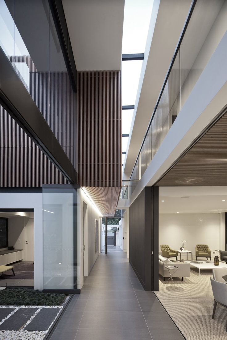 Z House Bellevue Hill by Bruce Stafford