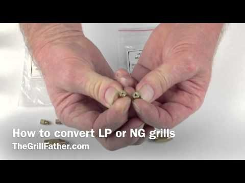 How to convert Natural Gas & Propane Grills