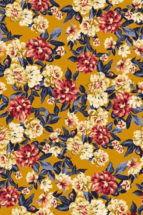 Farm Rio - F/W 2015, pattern, flower,