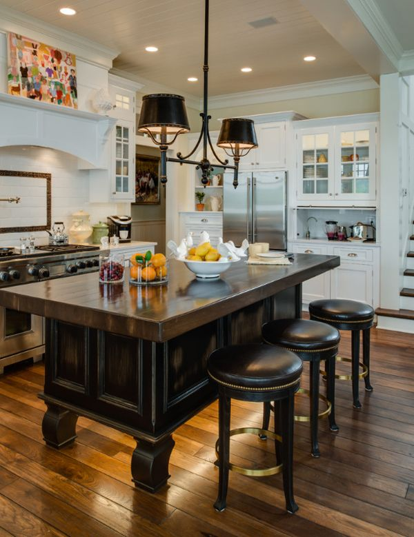 65 most fascinating kitchen islands with intriguing layouts - Kitchen Island Design Ideas