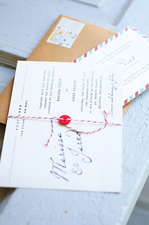 Best 25+ Postcard invitation ideas on Pinterest Postcard wedding - wedding postcard