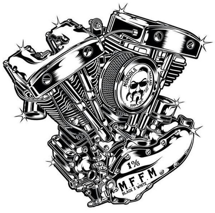 V8 Engine Cad