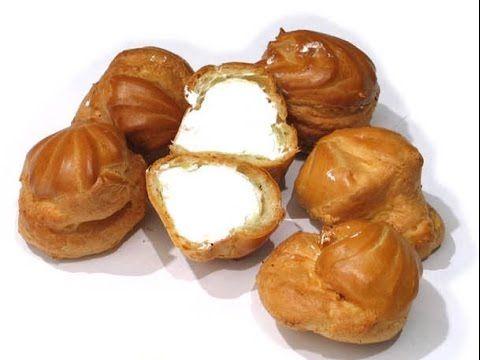 Рецепт заварного пирожного по Самаркандски ЧАСТЬ 2