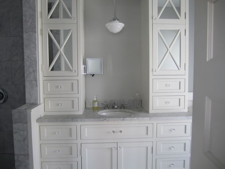 White Upper Bathroom Cabinet 19 best bathroom: vanity images on pinterest | bathroom ideas