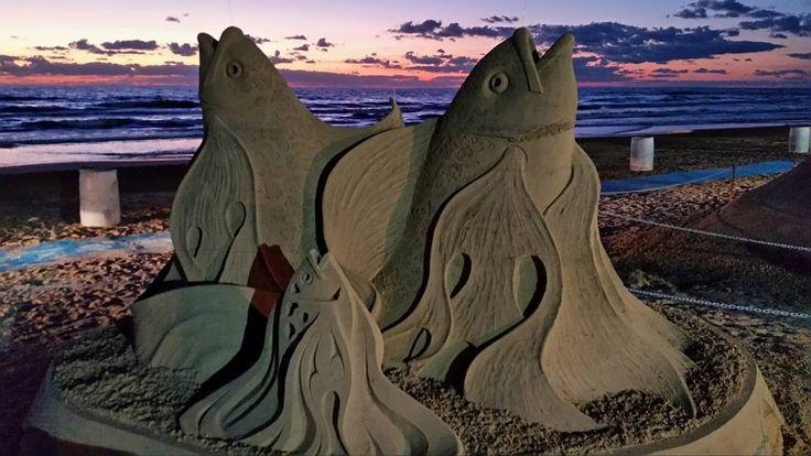 South Padre Island Sand Castle Contest
