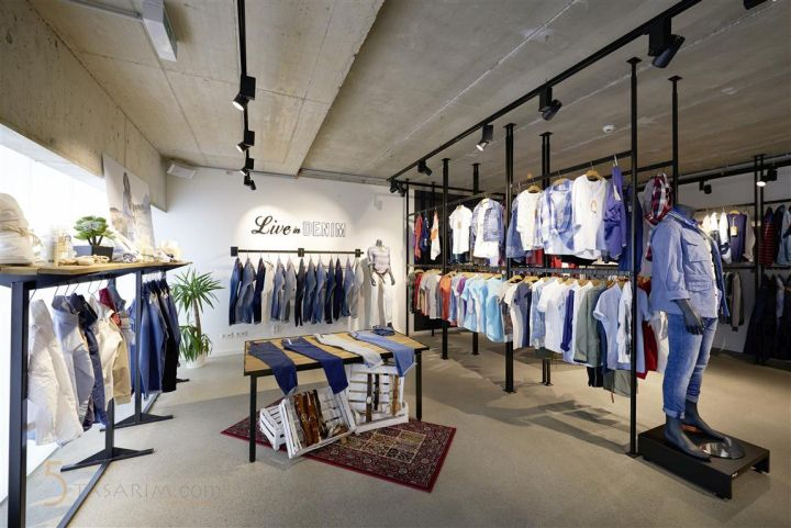 kot mağaza dizaynı