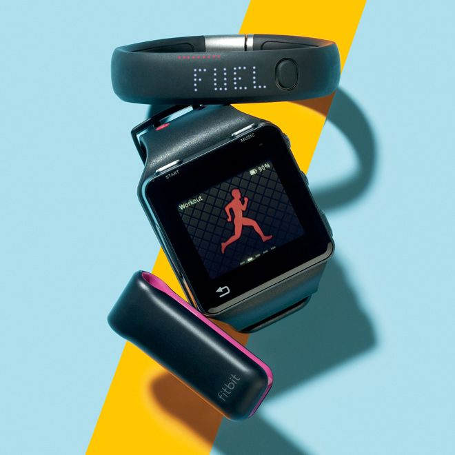 WIRED Magazine review of several prominent activity tracking devices.