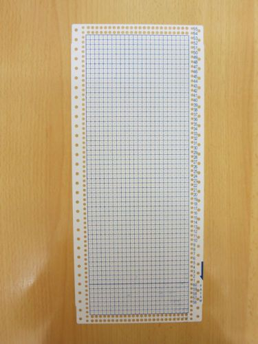 Nouvelle-carte-vierge-punchcard-punch-machine-a-tricoter-punchcards-Brother-Knitmaster